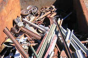 Non-Ferrous Scrapping Products